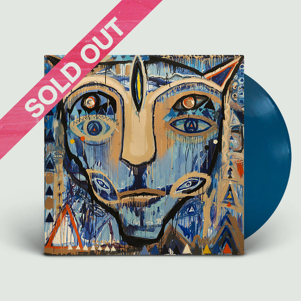 Fever Dream Preorder Vinyl LP (Blue) Bundle #3