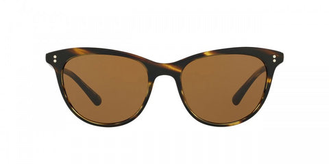 Oliver Peoples Jardinette Sun in Cocobolo + Cosmik Tone Glass