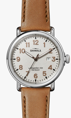 SHINOLA watch The RUNWELL Great Americans Series: The Statue Of Liberty 41MM
