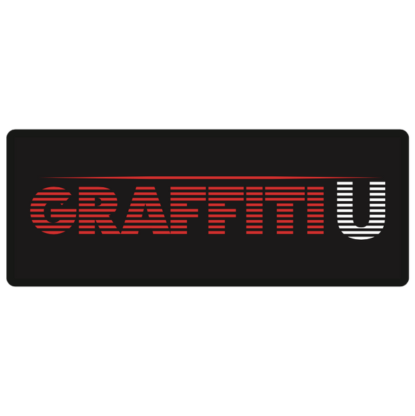 Keith Urban Graffiti U Sticker