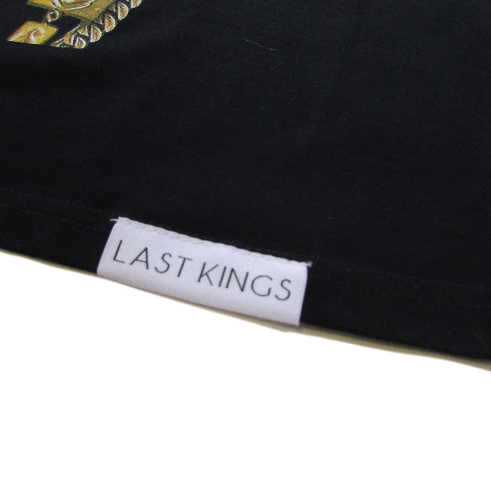 Last Kings Gold Pharaoh X T-Raww Face Last Kings T-Shirt