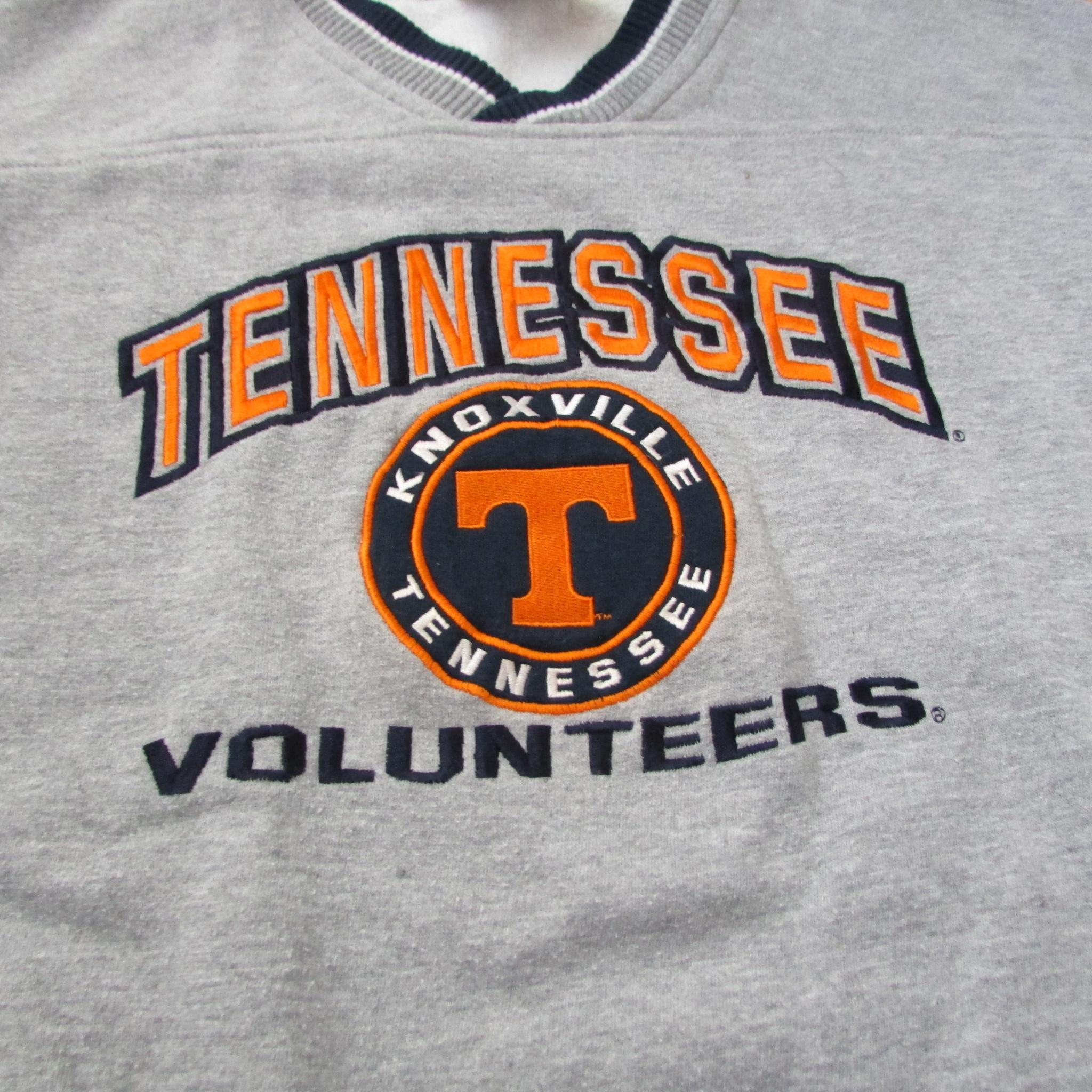 University of Tennessee Volunteers Football Sweater by LEE Sports Sz L