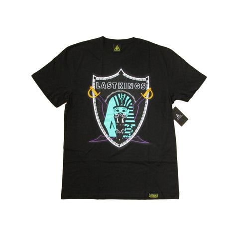 Last Kings Teal Pharaoh Mask Off LK Lightweight T-Shirt