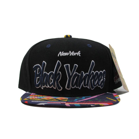 New York Black Yankees Negro League Baseball Snapback Hat