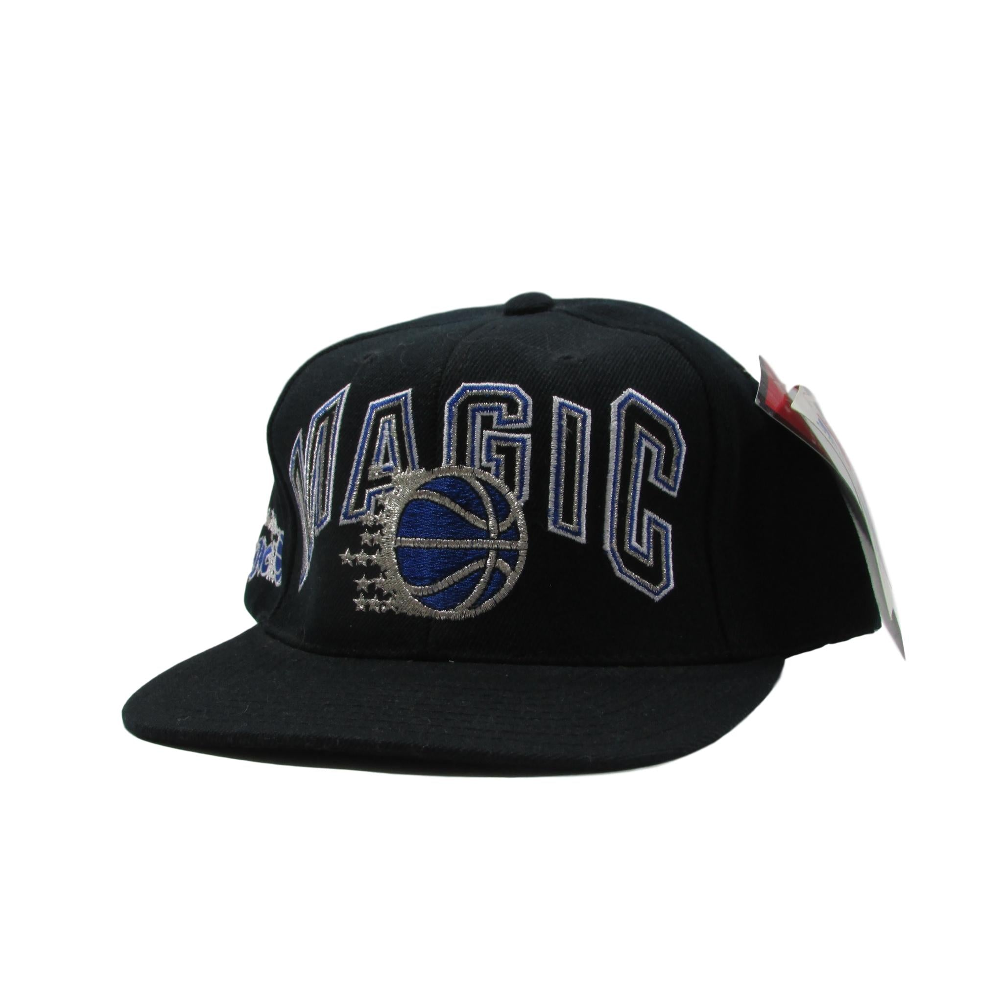 Orlando Magic Basketball Snapback Hat Drew Pearson Deadstock