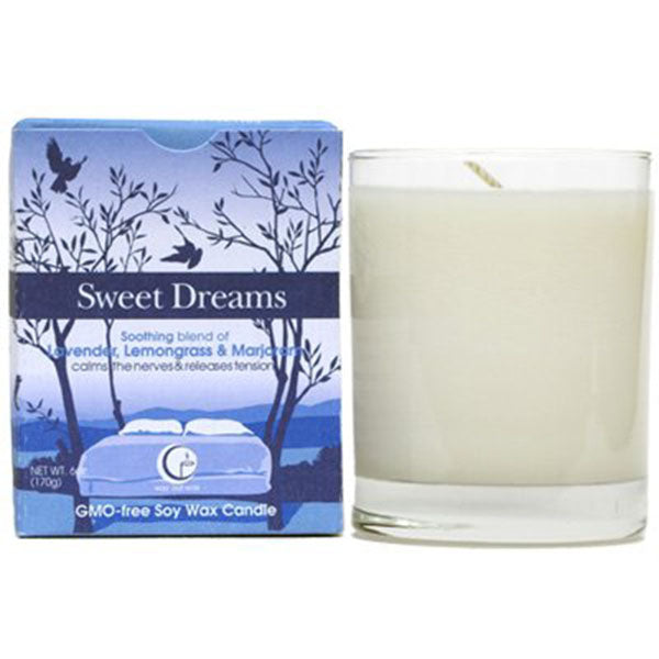 Sweet Dreams - Clear Glass Tumbler