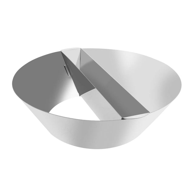 only fire Stainless Steel BBQ Vortex Fits for Weber Char-Broil Charcoal Kettle Grills and Kamado Ceramic Grills