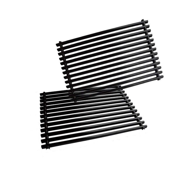 Onlyfire Porcelain Enameled Steel Replacement Cooking Grill Grid Grates Fit Weber Spirit Genesis Grills, Lowes Model Grills