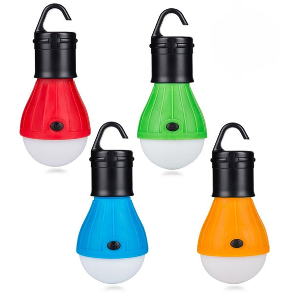Mini Portable Camping Lantern LED Bulb