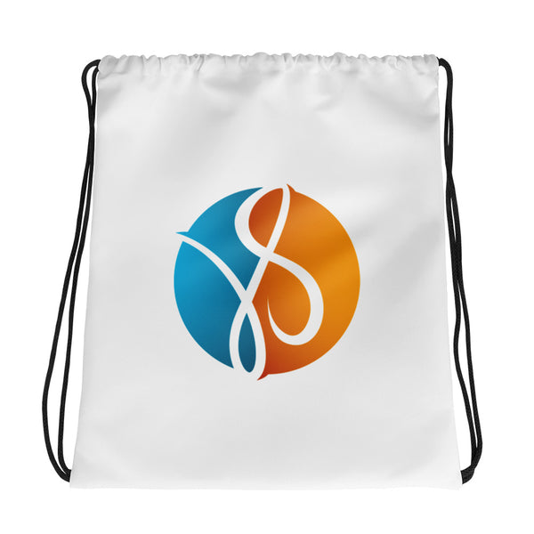 HealthSnap Premium HS Drawstring bag - Perfect for Gym or Travel