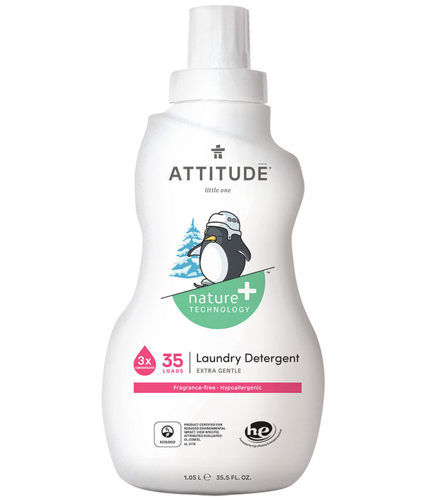 12033 ATTITUDE Hypoallergenic Baby Laundry Detergent - Fragrance-free _en?_main?