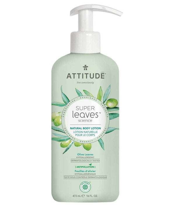 18188 ATTITUDE - Super Leaves™  - Nourishing Body Lotion - Olive Leaves  _en?_main?