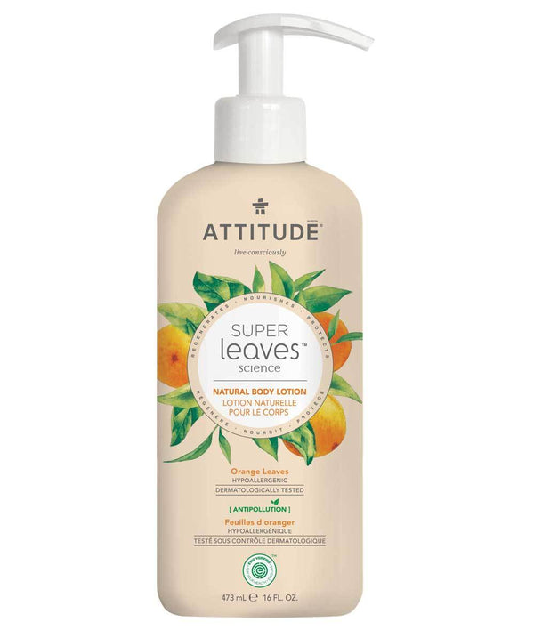 18188 ATTITUDE - Super Leaves™  - Energizing Body Lotion - Orange Leaves  _en?_main?