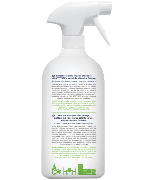 60018 ATTITUDE Eczema-friendly All Purpose Cleaner - Fragrance-free _en?_hover?