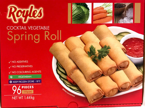 Royles Spring Roll Cocktail 96x15G