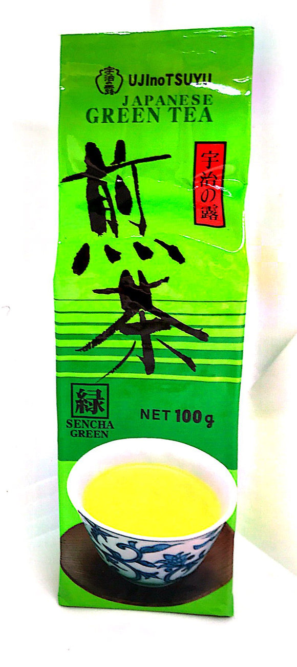 Ujinotsuyu Sen Cha (Green Tea Leaf) 100G