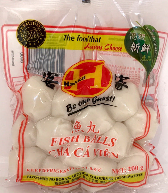 Hakka Fish Ball 200G