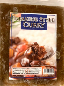 Japanese Style Curry 500ML