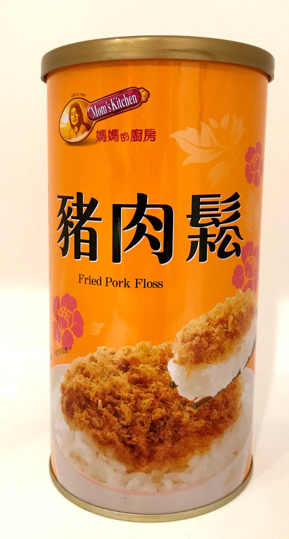 Mom's Kitchen - Fried Pork Floss (Original) 200G