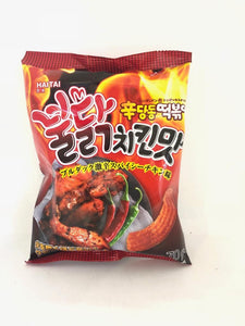 HT SinDangDong Hot Chicken Flavour Snack