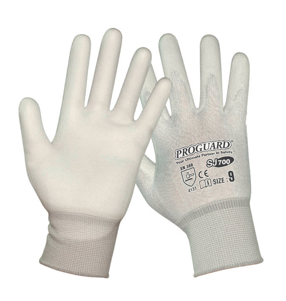 Nylon PU Fit Glove