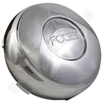 Foose Wheels Chrome Custom Wheel Center Cap # 1000-76 / 1000-36 (1 CAP)
