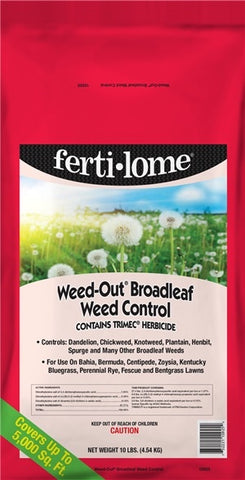 Fertilome Weed-Out Broadleaf Weed Control (10 lbs)