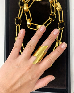Janet Jackson's Ring and Necklaces