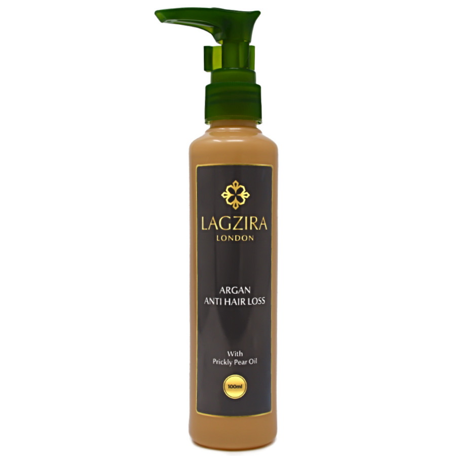 Organic Argan Anti Hair Loss 100ml - Lagzira London