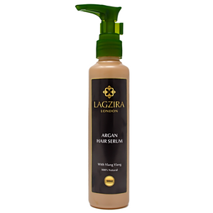 Organic Argan Hair Serum 100ml - Lagzira London