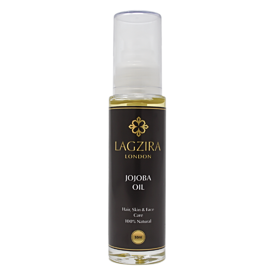 Organic Jojoba Oil 50ml - Lagzira London