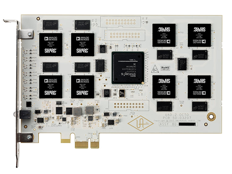 Universal Audio UAD-2 OCTO Ultimate PCIe
