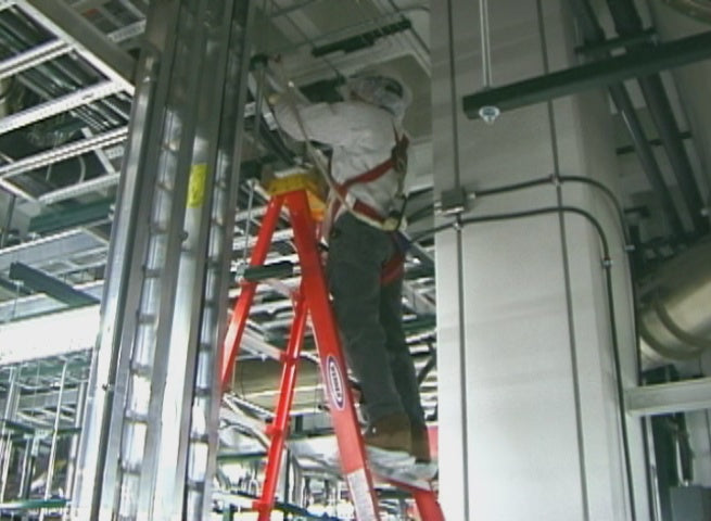 Advanced Portable Ladder Safety