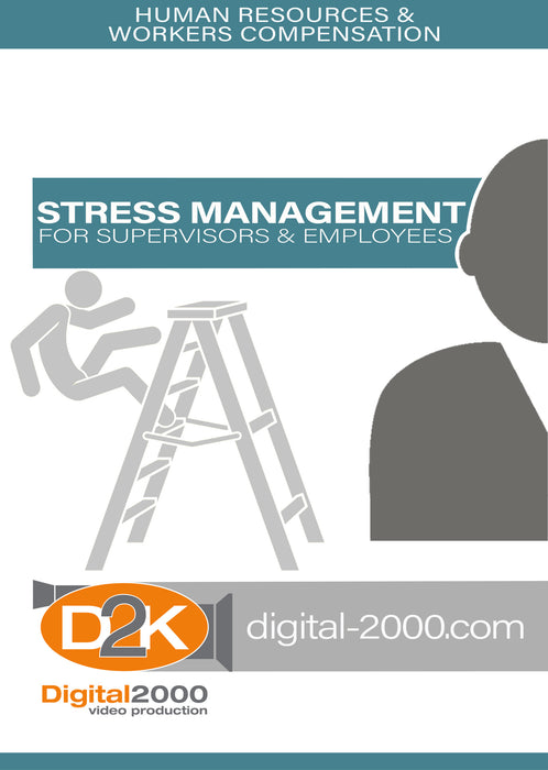 Stress Management For Supervisors and Employees