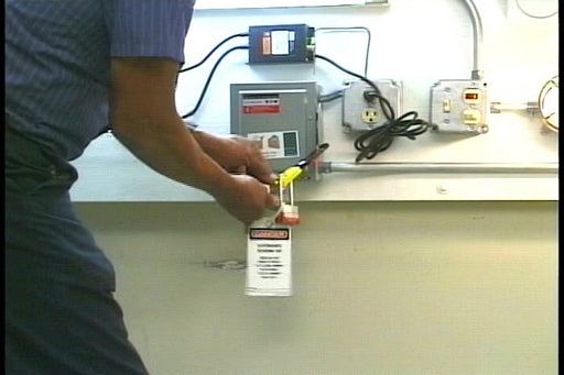 Lockout/Tagout (short refresher)