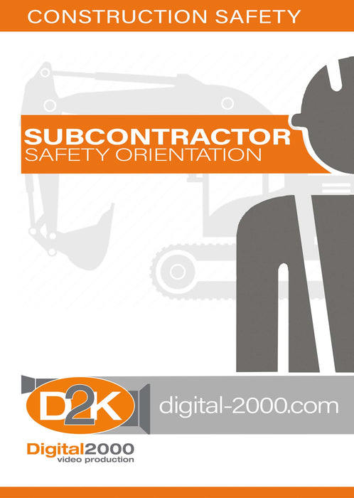 Subcontractor Safety Orientation