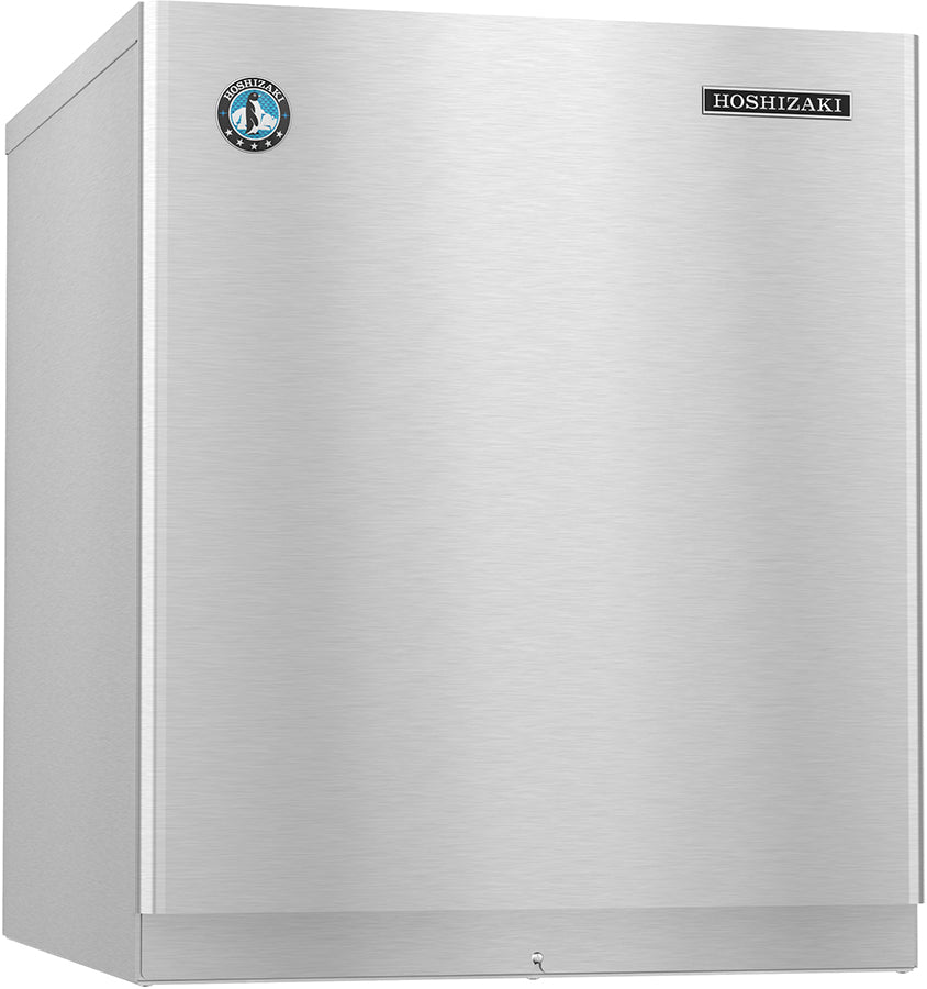 Hoshizaki FD-650MWH-C 615 Lb Cubelet Ice Machine, Water Cooled, 22