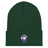 Cute Cephalopod Cuffed Beanie, [product_type] - Team Manticore