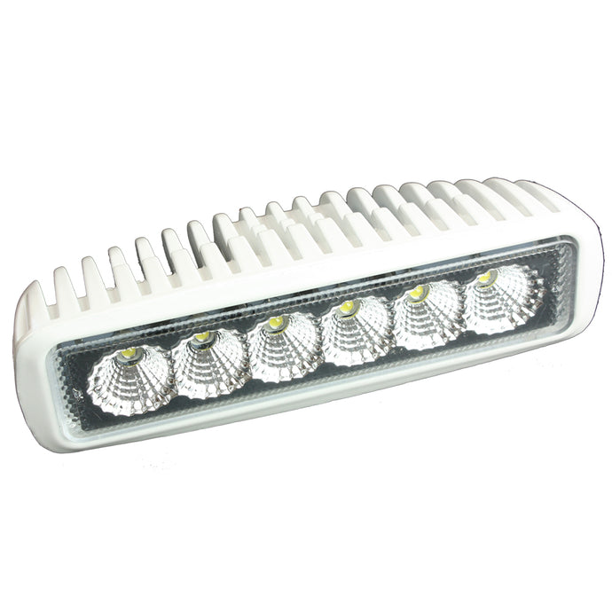 Lunasea LED Utility Light - 15W - 1250 Lumen - 12-24VDC [LLB-47FW-82-00]