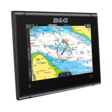 BG Vulcan 7 R Chartplotter-Fishfinder Display [000-14082-001]