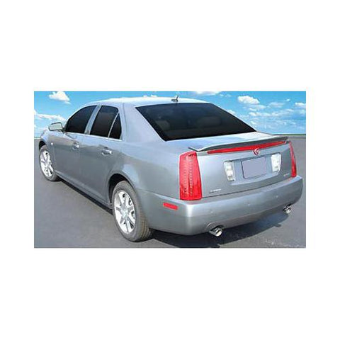 Unpainted 2005-2011 Cadillac STS Spoiler Factory Style