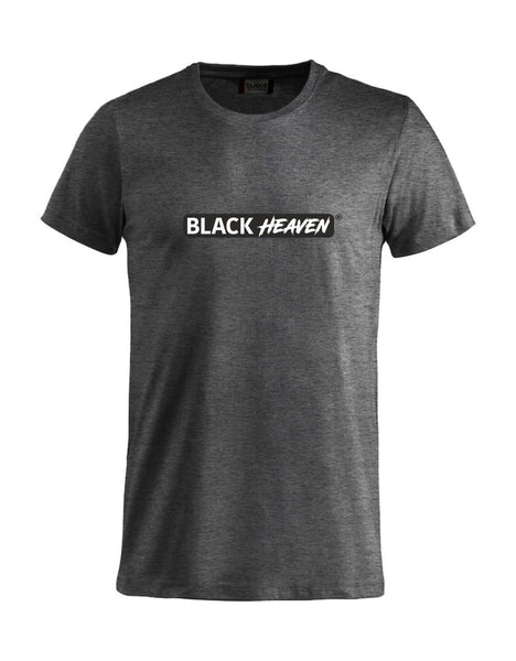 T-shirt Black Heaven Ceramic