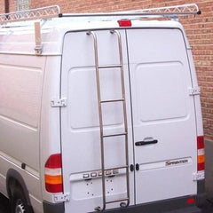 Sprinter Van Rear Door Ladder