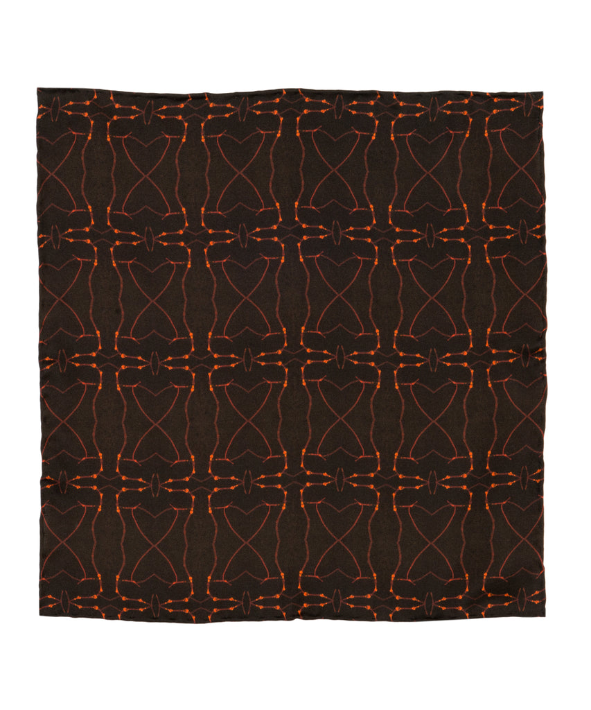 Gianfranco Silk Pocket Square