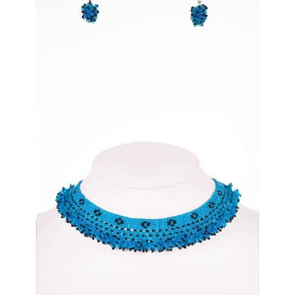 Blublaanshor Necklace Set