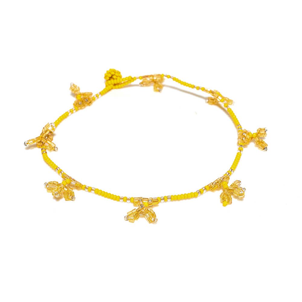 Yelowy Anklet