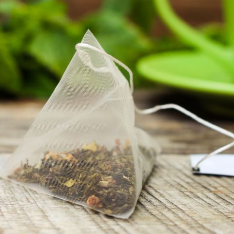 How the tea bag was invented?