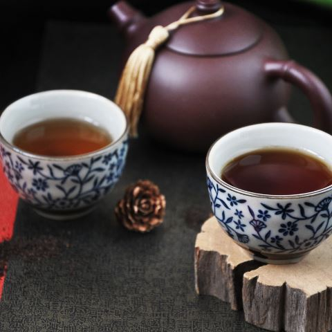 What is the Liquor of Tea?