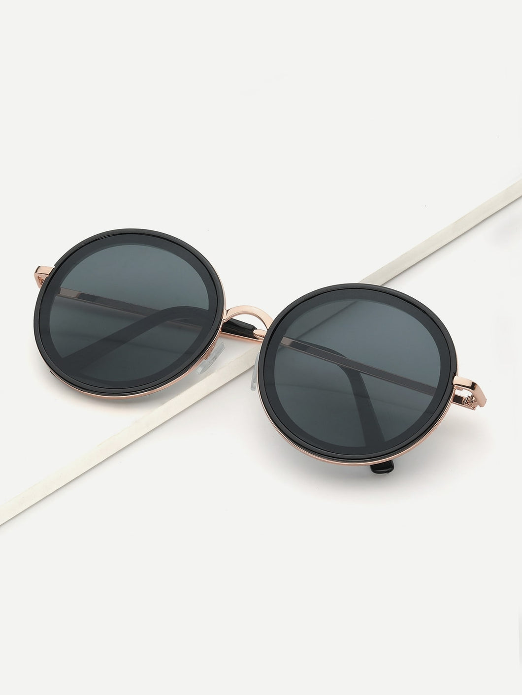 Round Lens Sunglasses-An Eternal Summer