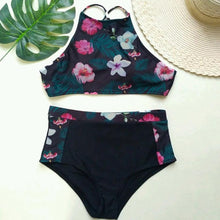Load image into Gallery viewer, Gorgeous Floral Tankini Set-An Eternal Summer